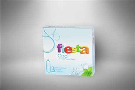 Sometimes you need a freshness in your relationship, if you try Fiesta cool, you will never miss this feeling of freshness, just be cool and try the new feeling of Fiesta cool with mint scent